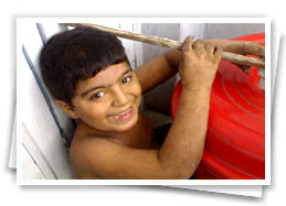 Special and Integrated Educational Systems for the Multiple Disability Children in India, West Bengal, Kolkata, Minds and Souls